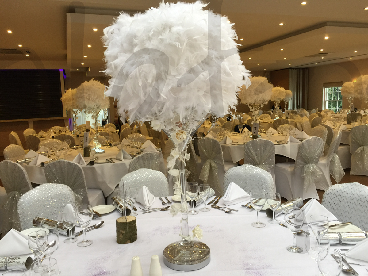 Crystal Wedding Decor So Lets Party