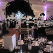 black-martini-vase-feather-table-decoration – Copy