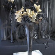 black-gold-table-decorations-bespoke