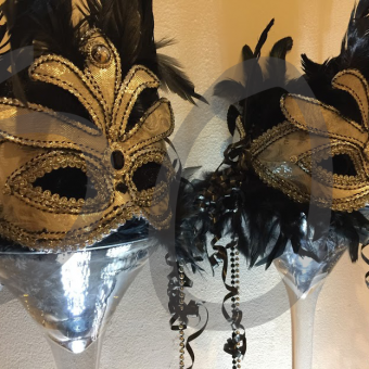 masquerade-table-decoration