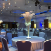 ostrich-feather-centrepiece