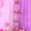 pinks-pretty-birthday-decoration