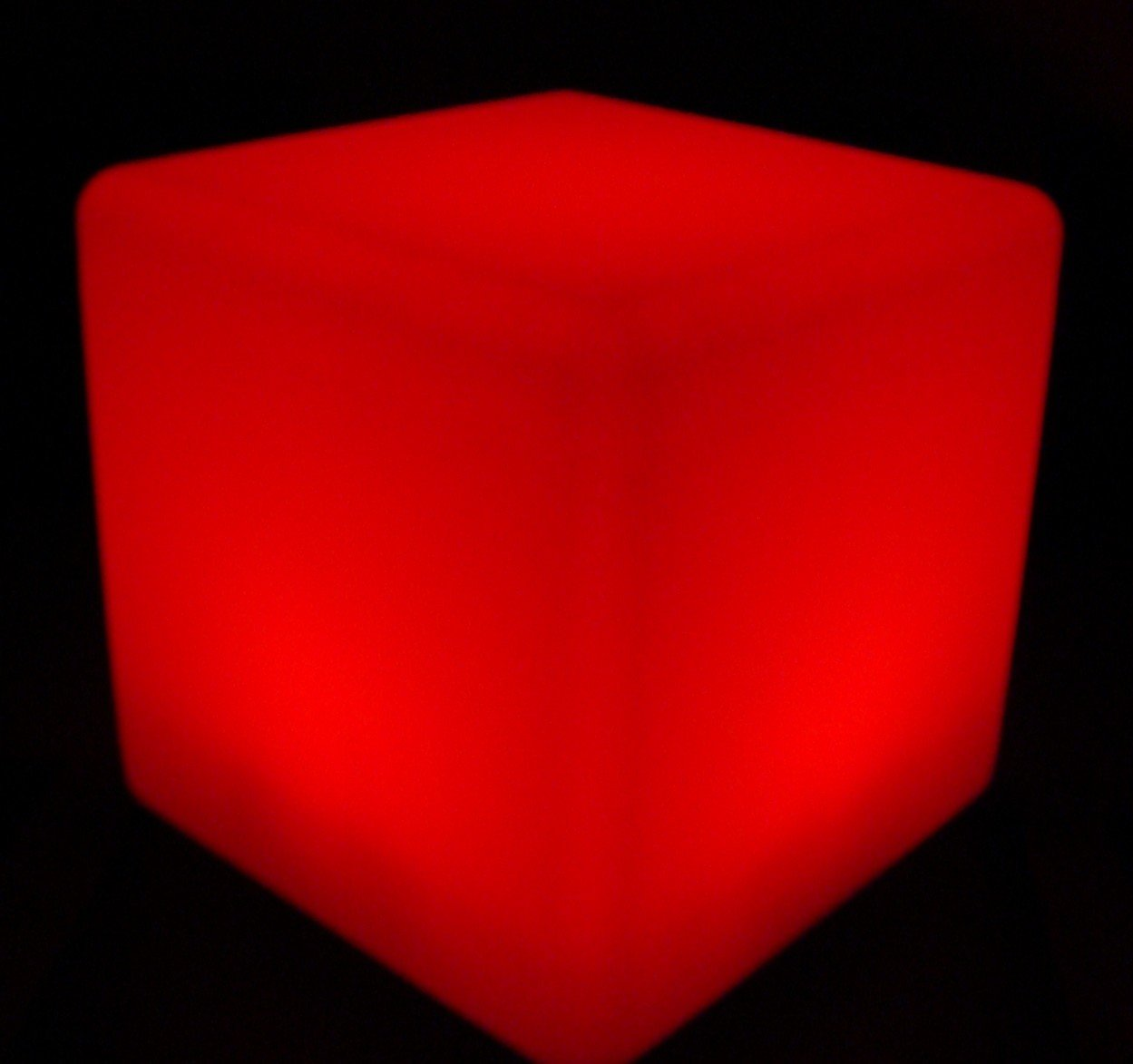 Led Light Table Stool Hire So Lets Party