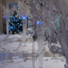 crystal-decoration-fire-ice-theme