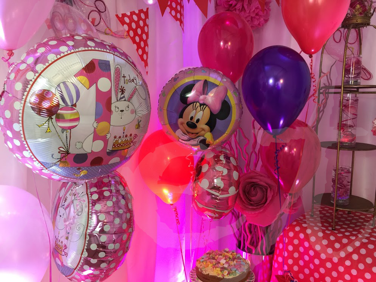Themed Party Decoration Package Balloons