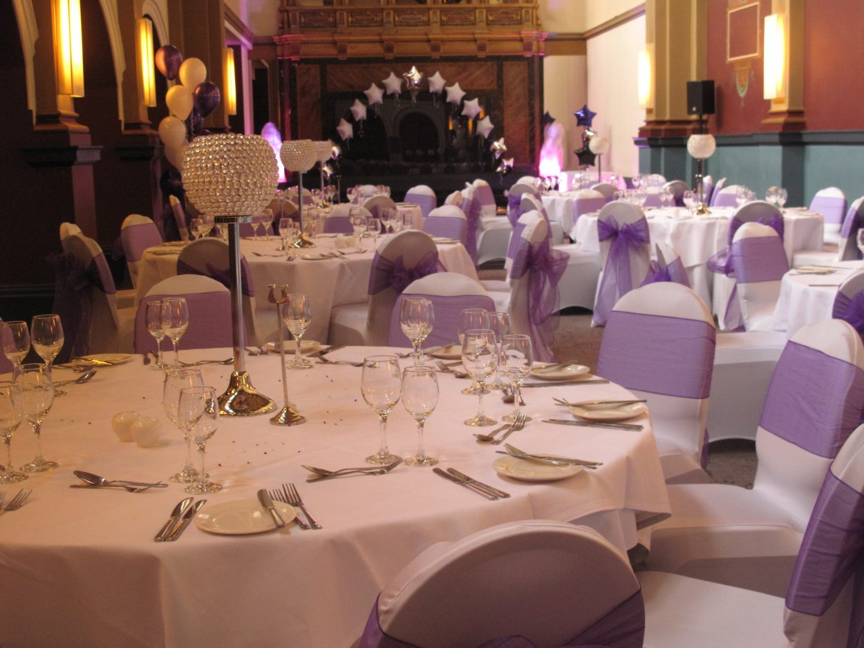 Chair cover light dcor package so lets party chair cover hire package junglespirit Choice Image