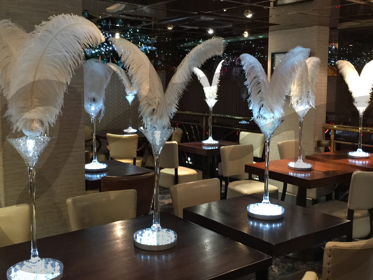dual-ostrich-feather-centrepiece-decoration-hire