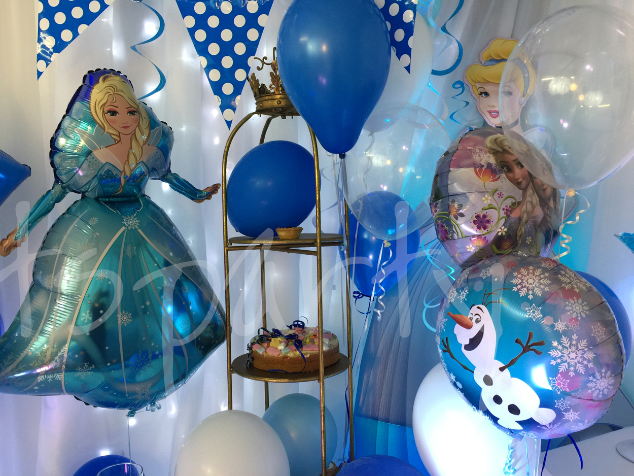 frozen-birthday-decorations