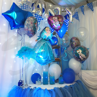 frozen-themed-party