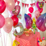 pinks-party-decoration