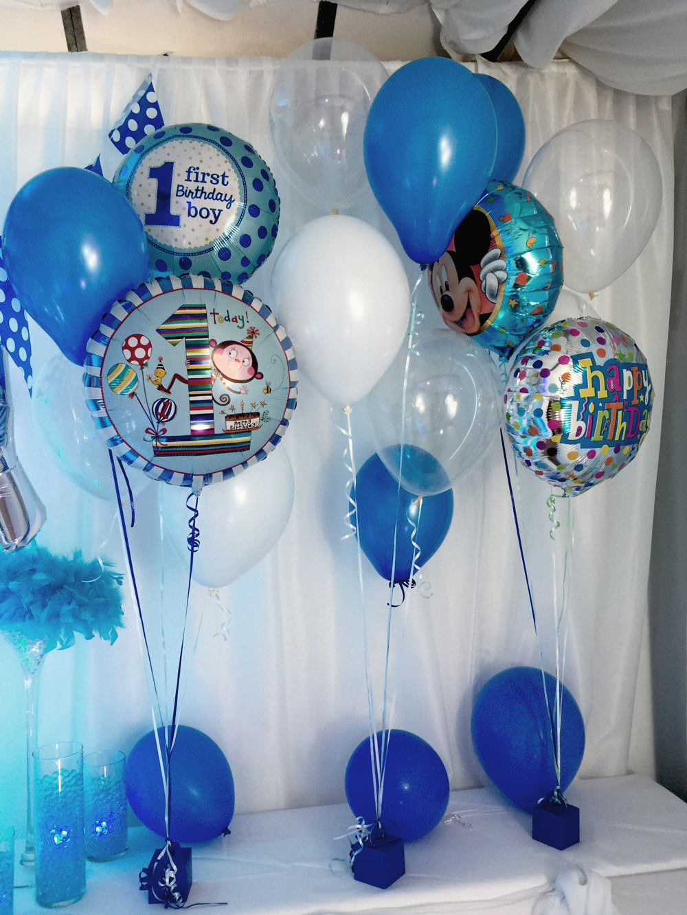 balloon-bouquet-decorations-surrey