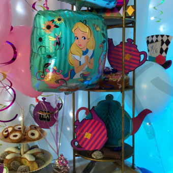 Alice in Wonderland, Mad Hatter's Tea Party