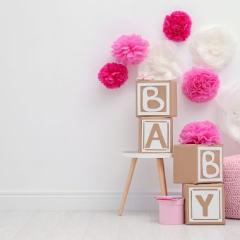 Baby Shower & Naming Parties