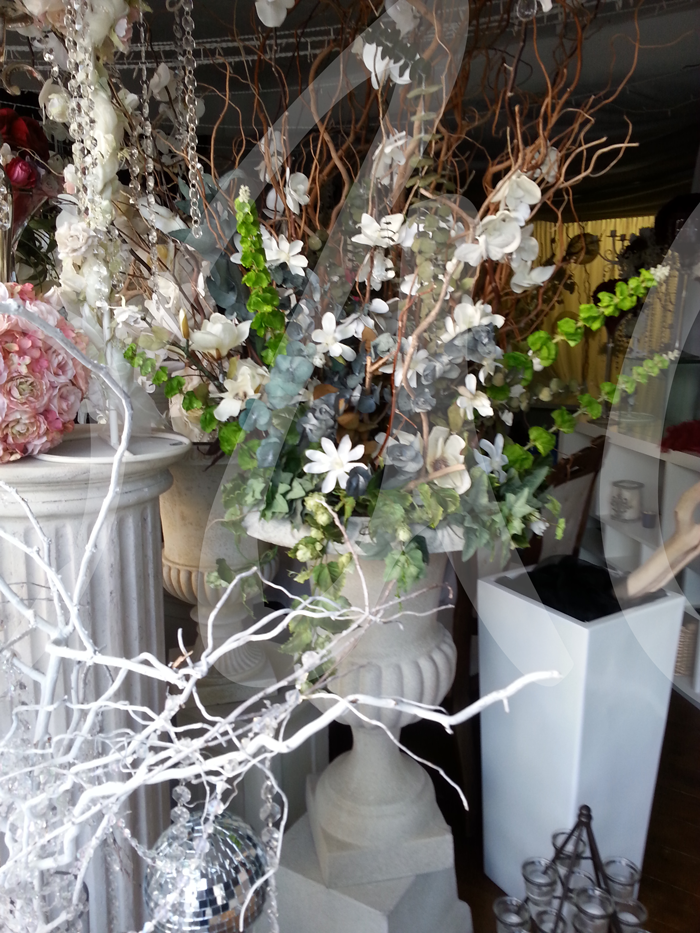 Enchanted Forest Urn Decoration So Lets Party
