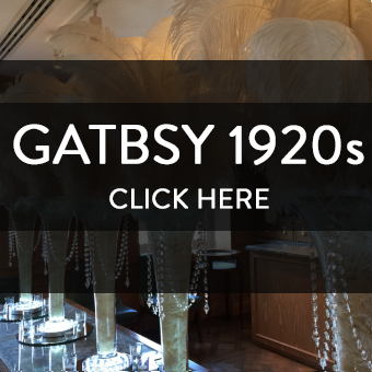 1920s - Great Gatsby