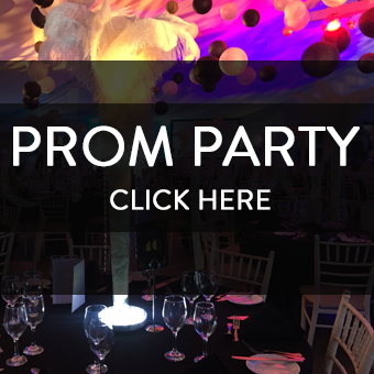 Prom, Bar & Bat Mitzvah