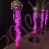 mirror-ball-table-decoration-pink