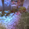 flower-wall-cake-table-decoration