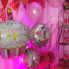 pink childrens party