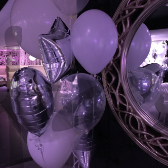 latex-foil-balloon-bouquet