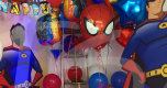 heros-themed-party-decoration