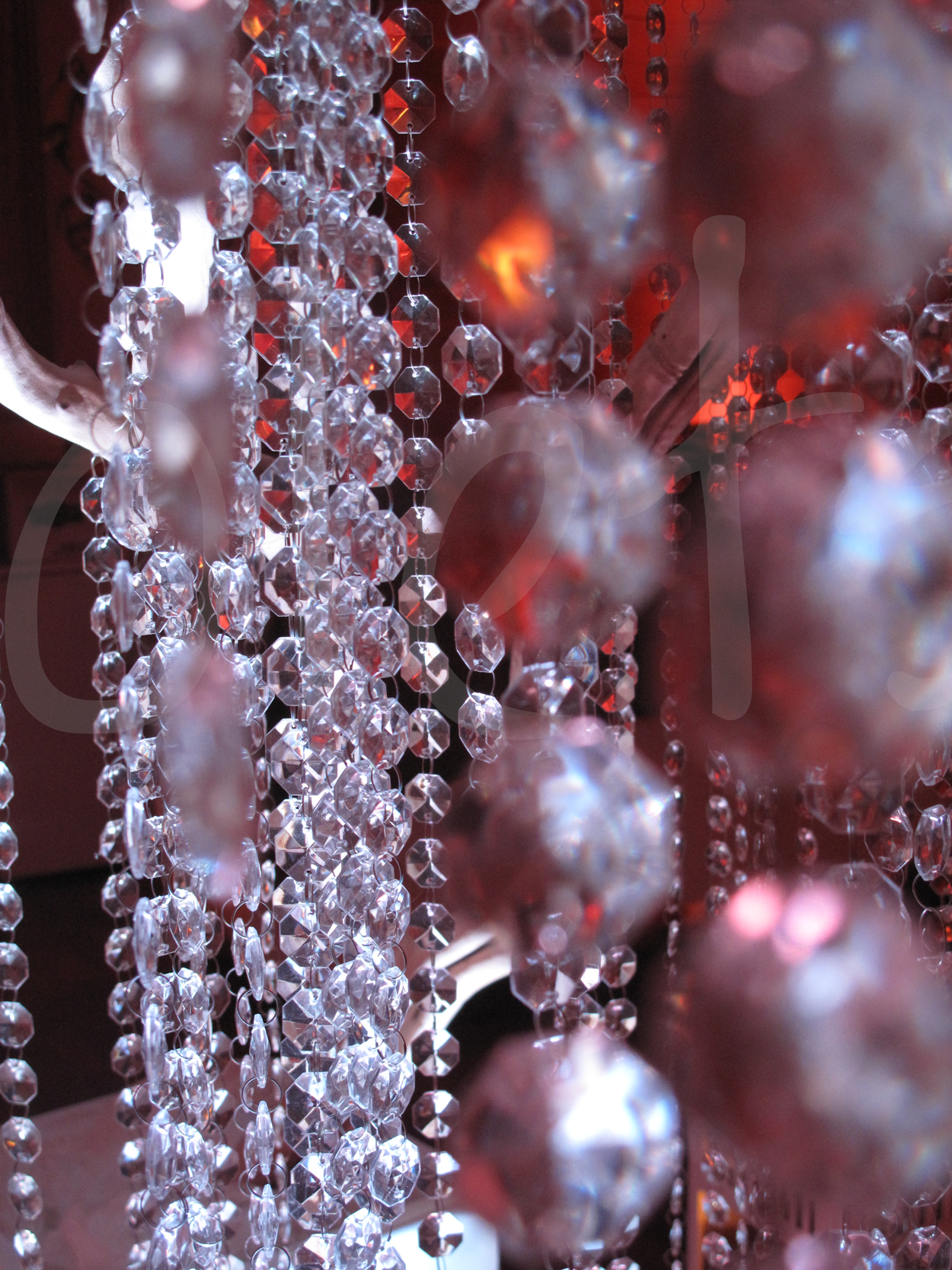 crystal–decorations