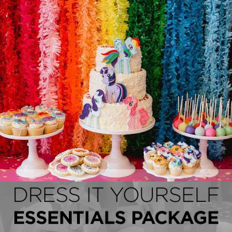 party-decor-themed-package-items