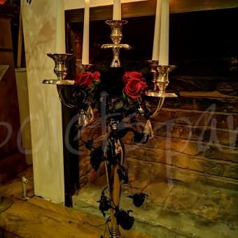 hallooween-themed-table-decoration